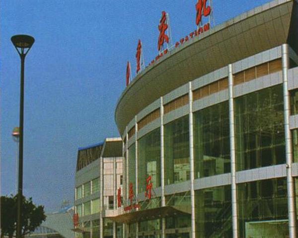 重庆龙头寺火车站周边道路改造工程