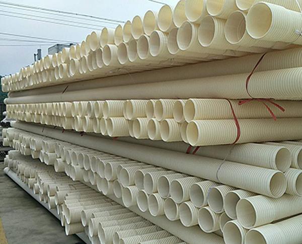 PVC—U双壁波纹管