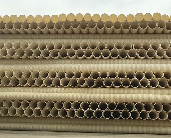 贵州PVC波纹管
