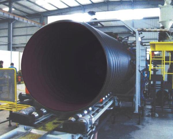 黔东南HDPE钢带增强螺旋波纹管