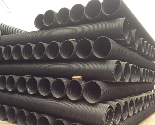贵州HDPE塑钢缠绕排水管