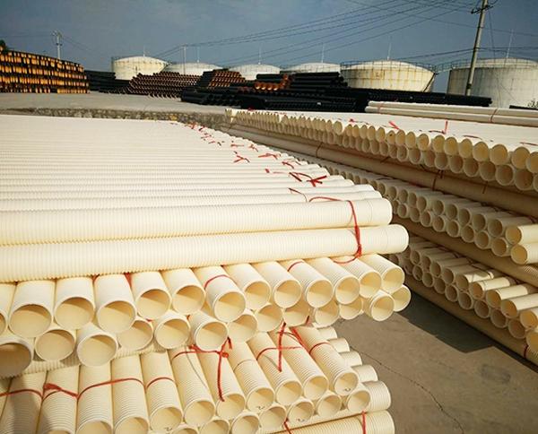 黔东南PVC—U双壁波纹管
