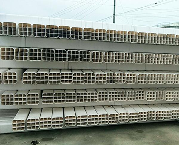 黔东南PVC九孔格栅管