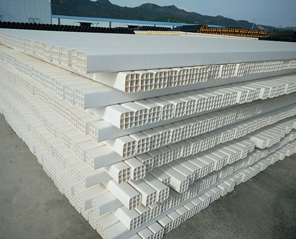 贵州PVC九孔格栅管