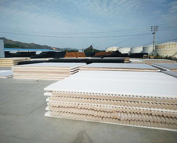 PVC七孔梅花管
