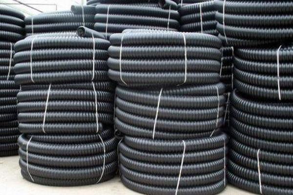 贵州碳素螺旋波纹管