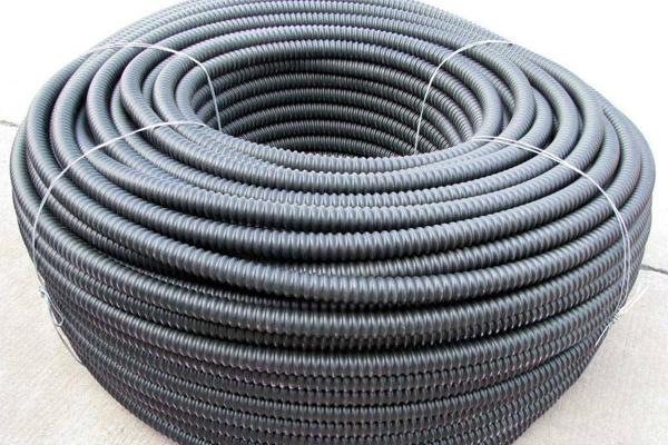 碳素螺旋波纹管