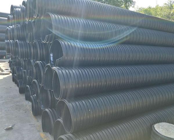 黔东南双波钢带增强复合管